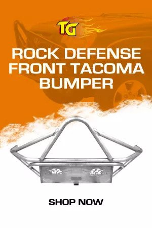 Rock Defense Bumper