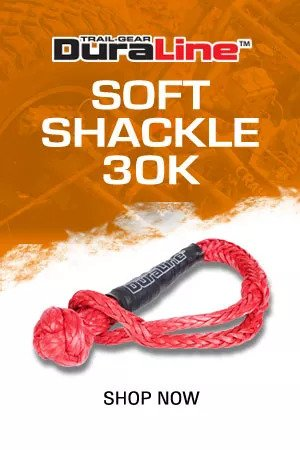 30K Soft Shackle